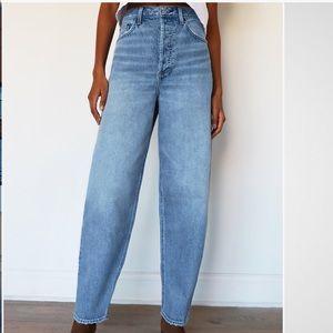 Aritzia Mia Boyfriend Jeans - 26W (31L)